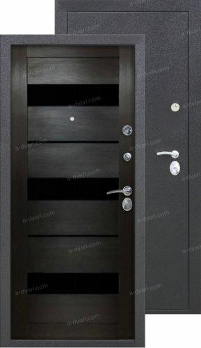 Дверь гарда муар темный кипарис